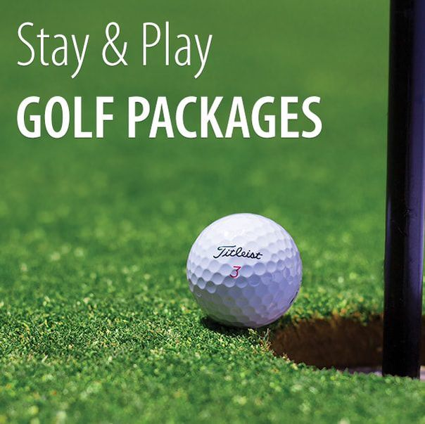 Golf Package at Hilltop Inn Salmon Arm